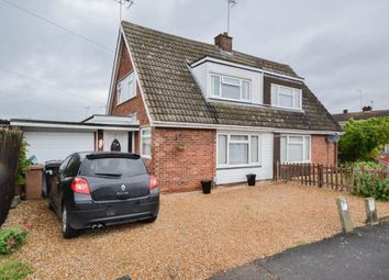 Thumbnail 2 bed bungalow to rent in Coppingford Close, Stanground, Peterborough
