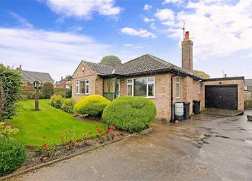 Thumbnail 3 bed detached bungalow for sale in Meadow View, Harrogate, North Yorkshire