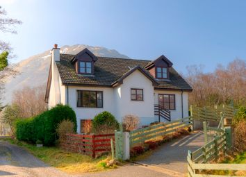 Thumbnail 4 bedroom detached house for sale in Levenside, South Ballachulish