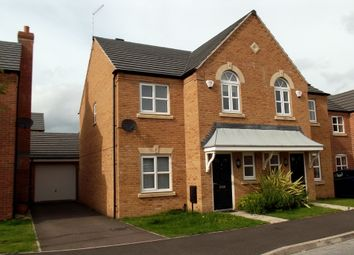 Thumbnail 3 bed semi-detached house to rent in Lacey Grove, Annesley, Nottingham