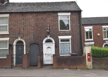 Thumbnail 2 bed end terrace house for sale in King Street, Newcastle-Under-Lyme