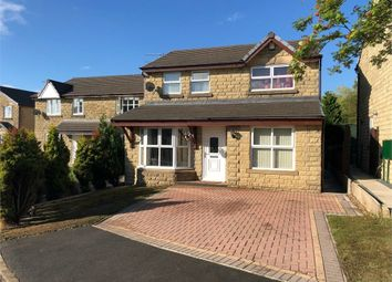 Thumbnail 3 bed detached house for sale in Knotts Drive, Colne, Lancashire