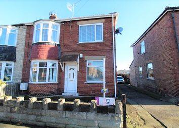 Thumbnail 2 bedroom flat to rent in Newsham Road, Blyth