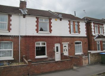 Thumbnail 2 bed terraced house to rent in Clarendon Road, Upper Shirley