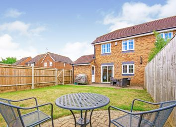 Thumbnail 3 bed semi-detached house for sale in Gower Road, Horley