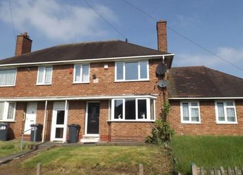 Thumbnail Property for sale in Brownfield Road, Birmingham, West Midlands