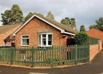 Thumbnail 2 bed detached house for sale in Dudley Close, Whitehill, Bordon