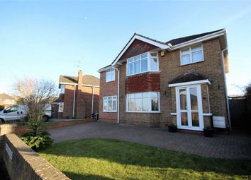 Thumbnail 5 bedroom detached house for sale in Thurlestone Road, Parklands, Old Walcot Area, Swindon