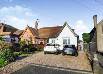 High Lane East, Ilkeston DE7. 3 bed semi-detached bungalow for sale