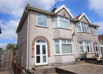 Thumbnail 3 bed semi-detached house for sale in Radley Road, Fishponds