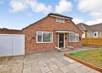 Thumbnail 2 bed detached bungalow for sale in Rectory Road, Denton, East Sussex