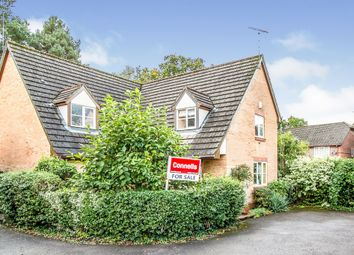 Thumbnail 5 bed detached house for sale in Abbey Gardens, Wimborne