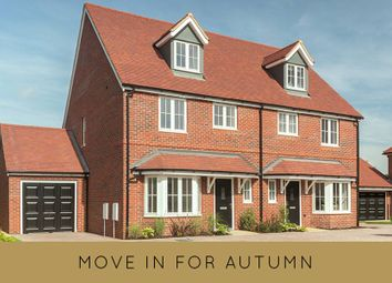 "Thumbnail 4 bed semi-detached house for sale in ""The Madeley"" at Gravel Lane, Drayton, Abingdon"