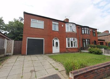 Thumbnail 4 bed semi-detached house for sale in Verdun Avenue, Salford