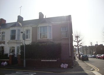 Thumbnail 3 bed flat to rent in Glanbrydan Avenue, Brynmill, Swansea