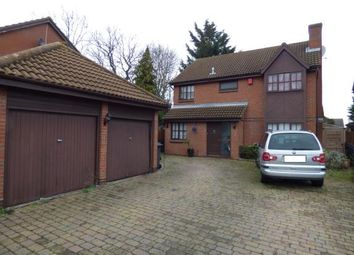 Thumbnail 5 bed detached house for sale in Rockingham Avenue, Hornchurch