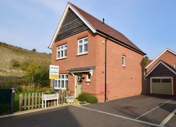 3 bed detached house for sale in Germander Avenue, Halling, Rochester, Kent ME2