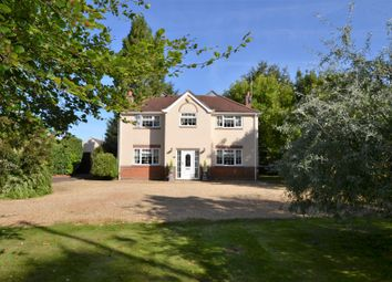 Thumbnail 5 bed detached house for sale in Gayton Road, King's Lynn