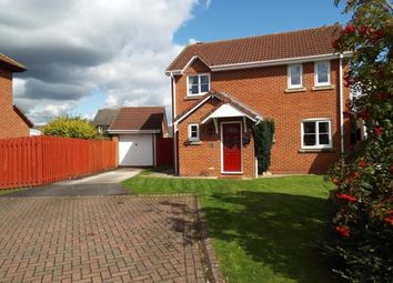 Thumbnail 3 bed detached house for sale in Watersedge, Frodsham, Cheshire