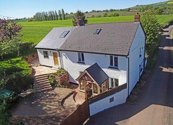 Thumbnail 4 bed cottage to rent in Shute Village, Shobrooke, Crediton