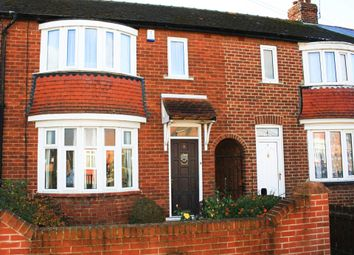 Thumbnail 3 bed terraced house for sale in Lanethorpe Road, Darlington