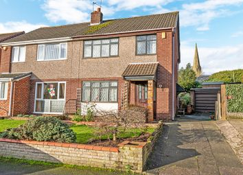Thumbnail 3 bed semi-detached house for sale in Blue Hatch, Frodsham