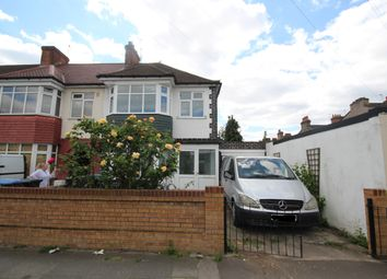 Thumbnail 3 bed end terrace house to rent in Cuckoo Hall Lane, London