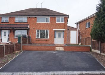 Thumbnail 3 bedroom semi-detached house for sale in Calverton Grove, Great Barr, Birmingham