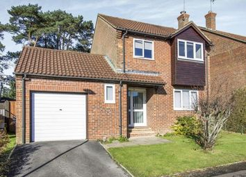 Thumbnail 3 bedroom detached house for sale in Bearwood, Bournemouth, Dorset