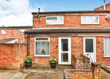 2 bed end terrace house for sale in Rosebay Close, Old Catton, Norwich NR6