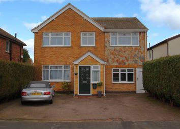 Thumbnail 5 bed detached house for sale in New Zealand Lane, Queniborough, Leicester