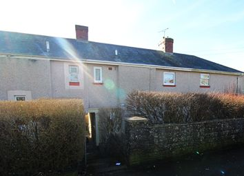 Thumbnail 3 bedroom terraced house for sale in Powys Avenue, Swansea, West Glamorgan