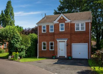 Thumbnail 4 bed detached house for sale in Clifford Close, Chesterfield, Derbyshire