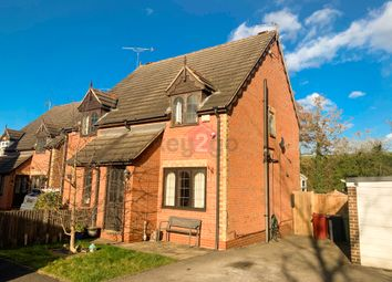 Thumbnail 2 bed semi-detached house for sale in Spring Close, Renishaw, Sheffield