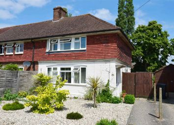Thumbnail 4 bed property for sale in Monks Lane, Newbury