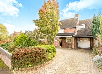 Thumbnail 4 bed detached house for sale in Church View, Banbury