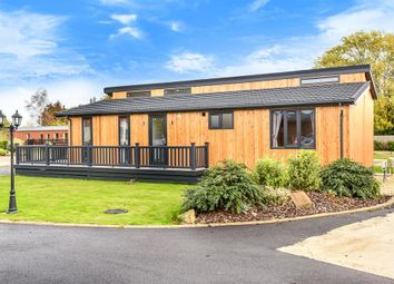 2 bed detached house for sale in The Pandora, Cliffe Country Lodges, Cliffe Common, Selby YO8