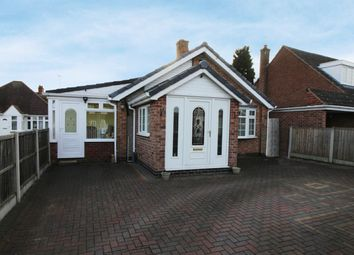 Thumbnail 2 bed detached bungalow for sale in Greenwich Avenue, Nottingham, Nottinghamshire