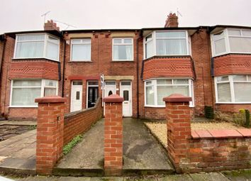 Thumbnail 3 bed flat for sale in Salisbury Avenue, North Shields