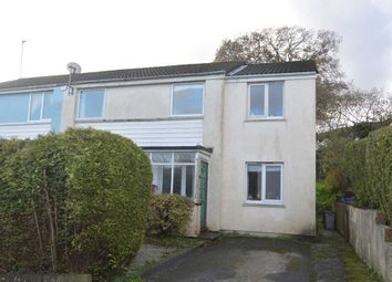 Thumbnail 5 bed semi-detached house for sale in The Causeway, Falmouth