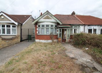 Thumbnail 2 bed semi-detached bungalow for sale in Lawns Way, Collier Row, Essex