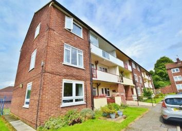 Thumbnail 3 bed flat for sale in Wardley House, Moss Meadow Road, Salford