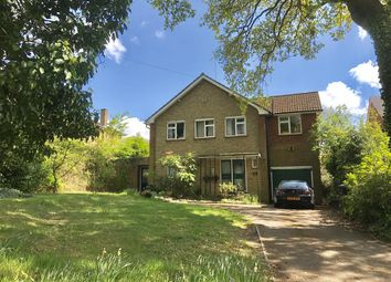 Thumbnail 4 bed detached house for sale in The Molars, Trumpsgreen Road, Virginia Water