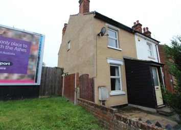 Thumbnail 2 bed semi-detached house for sale in Mersea Road, Colchester, Essex