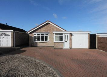 Thumbnail 3 bed detached bungalow for sale in Kirfield Drive, Hinckley