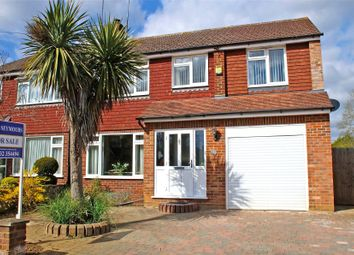 5 bed semi-detached house for sale in Ottershaw, Chertsey, Surrey KT16