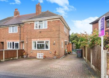 Thumbnail 3 bed end terrace house for sale in Overdale Road, Birmingham