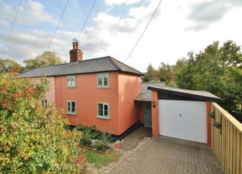 Thumbnail 3 bed semi-detached house for sale in Rattlesden, Bury St Edmunds, Suffolk
