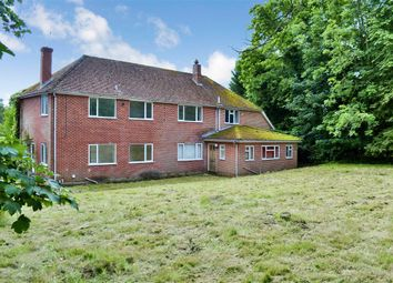 Thumbnail 6 bed detached house for sale in Church Lane, Highclere, Newbury
