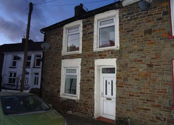 Thumbnail 3 bed terraced house to rent in Gwaun-Bant, Pontycymer, Bridgend